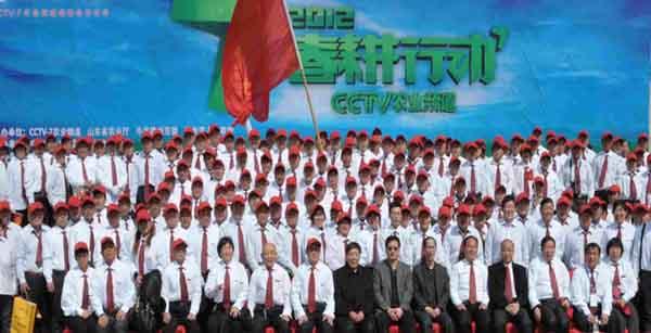 CCTV-7 农业频道2012春耕行动